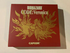 Biohazard Code: Veronica Resident Evil - Sega Dreamcast Spiel Japan Import