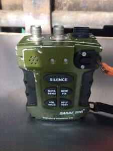 Sarbe G2R Personal Locator Beacon 101167-1 5825-99-148-4277 EX-RAF
