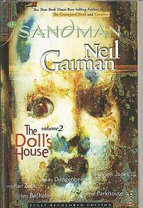 °THE SANDMAN THE DOLL'S HOUSE ERHÄLT #9 bis 16 TPB° US Vertigo N. Gaiman 2010