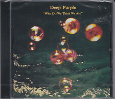 CD | Who Do We Think We Are-Remastered Edition von Deep Purple (2014) | NEU!!!