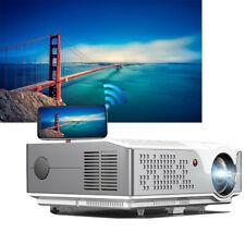 FULL HD 3D 6000 Lumen WIFI 1080P Home Cinéma vidéoprojecteur HDMI LED Projecteur