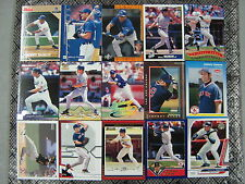 Lot of (67) Different Johnny Damon Baseball Cards with Inserts 1996-2012