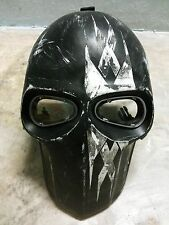 New Army of Two The Triple X Paintball Airsoft BB Gun Mask Raw Protective Gear