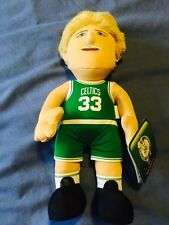 NBA Larry Bird Boston Celtics Plush Toy BNWT