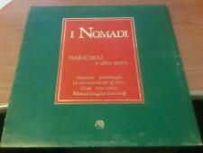 LP I NOMADI NARACAULI E ALTRE STORIE EMI 3C 064-18373 VG+/M ITALY PS 1978 MCZ