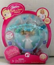 Barbie Peek-a-boo Petites Wedding Wishes Collection - 12 Beautiful Bride Becky..