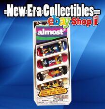 Tech Deck 96mm - ALMOST Skateboards - 4 Pack - Fingerboard - Spin Master 2010