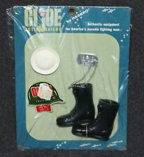 GI Joe 1964 1967 Navy #7628 Basics Set MOC Double R Dog Tags Factory Sewn