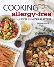 Cooking Allergy-Free: Simple Inspired Meals for Everyone-ExLibrary
