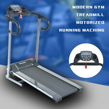 1100W Folding Running Machine Electric Motorized Treadmill Fitness Equipment US