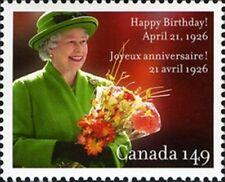 Canada  # 2150     QUEEN ELIZABETH II 80th BIRTHDAY   New 2006 Pristine Issue