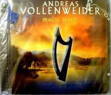 ANDREAS VOLLENWEIDER MAGIC HARP NEW SHRINKWRAPPED MUSIC CD 2 DISC SET WITH DVD