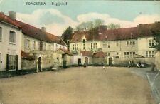 Belgium Tongeren Tongres - Begijnhof old postcard