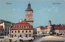 [D*] B8338 Romania Brasov Piata Orasului   brasso kronstadt