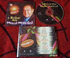 Latin Son MEMO MORALES **A Bailar** RARE 2001 CD BILLO'S CARACAS BOYS Guaracha