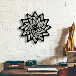 Wall Clock Australian Made Design Style #9