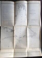 New ListingMap of Mobile Bay Alabama 1851