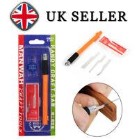 UK Mini Hobby Razor Saw Kit DIY Handy Craft Multifunction Model Tools Hot Sale