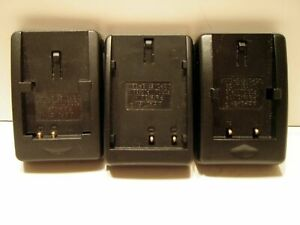 DigiPower Olympus Camera Charging Adapters Adaptors for Battery .,
