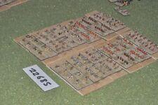 6mm Roman Era / roman - legionaries 190 figures - inf (22685)