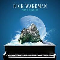 Rick Wakeman - Piano Odyssey (CD ALBUM) -  NEW SEALED