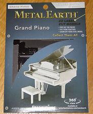 Grand Piano Metal Earth 3D Laser Cut Metal Model Fascinations MMS080