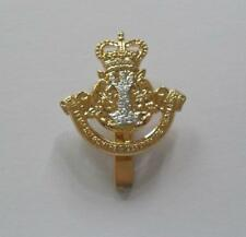 BRITISH ARMY CAP BADGE. LEICESTERSHIRE & DERBYSHIRE YEOMANRY.