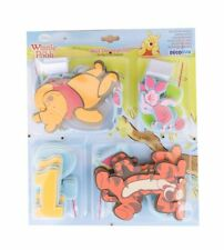 Adesivi Winnie the Pooh Disney 24 pezzi in Gommapiuma cm scatola 30x34 23821 ...