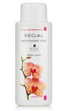 Tónico hidratante para piel seca y sensible, Regal Natural Beauty