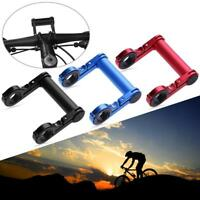 Outdoor MTB Bike Bicycle Handlebar Extender Bracket Flashlight Holder Extension