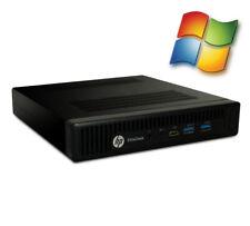 HP EliteDesk 800-G2 Mini-PC Core i5-6500 4x 3,2GHz 8GB DDR4 240GB SSD W10P64