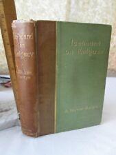 ICE-BOUND On KOLGUEN,1895,A.Trevor-Battys,ARCTIC EUROPE,Illustrated,Maps