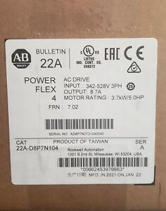 AB 22A-D8P7N104 PowerFlex 4