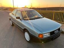 Audi 80 1.8S Sammlerzustand