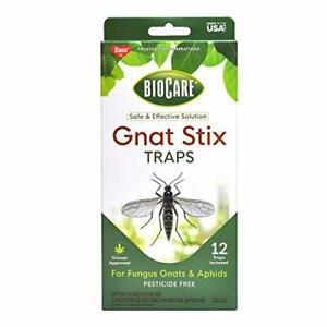 Springstar S5333 BioCare Gnat Stix Brown Pack of 12