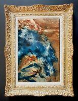 LILY MASSON (1920-2019) Fille du peintre André MASSON // Oeuvre Surréaliste (4)