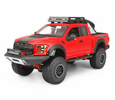 1:24 Maisto 2017 Ford F-150 Raptor Diecast Model Pickup Truck Red New