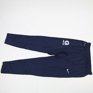 Georgetown Hoyas Nike Dri-Fit Athletic Pants Men's Navy New with Tags