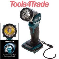 Makita DML802 14.4V/18V LED Work Light Torch 9 Positions Body Only