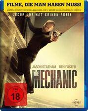 The Mechanic [Blu-ray](FSK 18 Sonderversand/NEU/OVP) Jason Statham, Ben Foster,