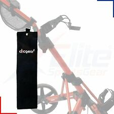 Clicgear Official Tri-Fold Golf Towel Trolley Accessories **FREE UK P+P**