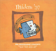 MIDEM '97 Concerts Performers by VA (CD) Rare Sampler/World Comes to Cannes