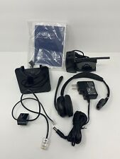 Plantronics CS510 Wireless Headset System Black
