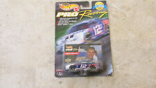 1998 Hot Wheels Upper Deck Pro Racing 1st Edition #12 Jeremy Mayfield Mobil 1