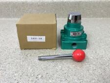 "ADSENS TECH INC SHV-38 SLIDING HAND VALVE 3/8"" *NEW"
