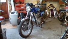 Yamaha xs650 project