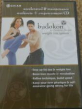 Budokon Weight Loss System Accelerated & Maintenance Workouts DVD + CD New