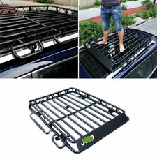 Fit For Jeep Cherokee 2014 2015-2020 Black Steel Top Roof Cargo Rack Cross Bars