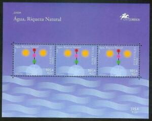 Portugal 2001 - Europa Madeira, Water S/S MNH