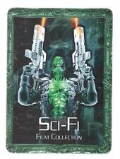 Sci-Fi Film Collection Dvd 2008 4 Dvd Set Collectors Tin Future Force